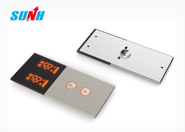 Customized Material Elevator Lop Display Boards LED Illumination Easy Installation