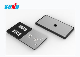 DC 24V Elevator Switch Panel , SUNH Elevator Push Button Panel 340 * 100 * 18 Mm